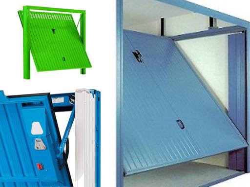 Porte basculanti e sezionali prezzi e modelli metal for Serrande avvolgibili per garage prezzi
