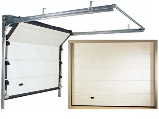 Porte basculanti e sezionali porte per garage porte coibentate porte sezionali sezionali per - Porta garage sezionale prezzi ...