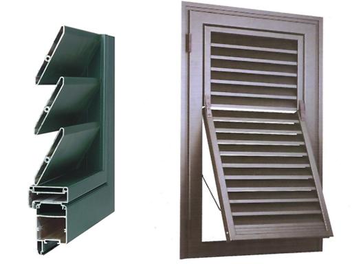 Produzione vendita e posa in opera di persiane alluminio - Oscuranti per finestre prezzi ...