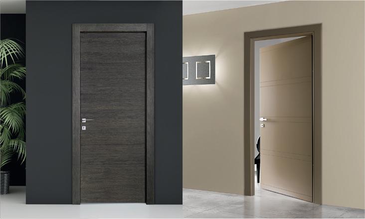 Porta da interni collezione fashion - Porte a specchio per interni ...