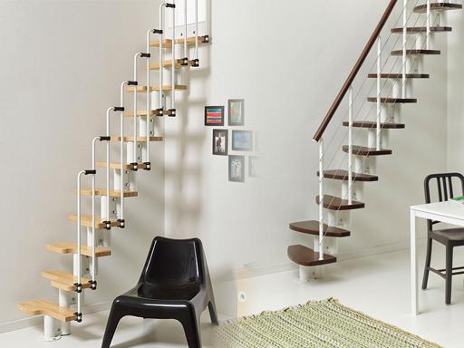 Produzione vendita e posa in opera di scale a chiocciola - Scale prefabbricate per interni prezzi ...