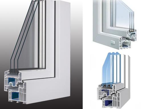 Produzione vendita e posa in opera di infissi in pvc a for Costo finestre pvc