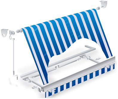 Tende da sole a caduta tende da sole su barra quadra tende da sole a capanno tende da sole a - Tende da esterno a caduta ...