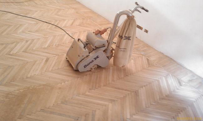 Posa in opera e restauro parquet - Metal Florence serramenti porte ...