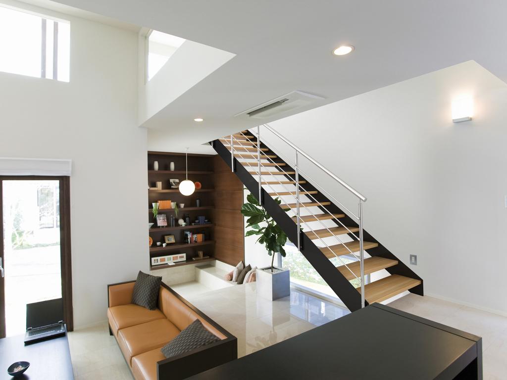 Produzione vendita e posa in opera di scale a rampa scale - Scale interni design ...