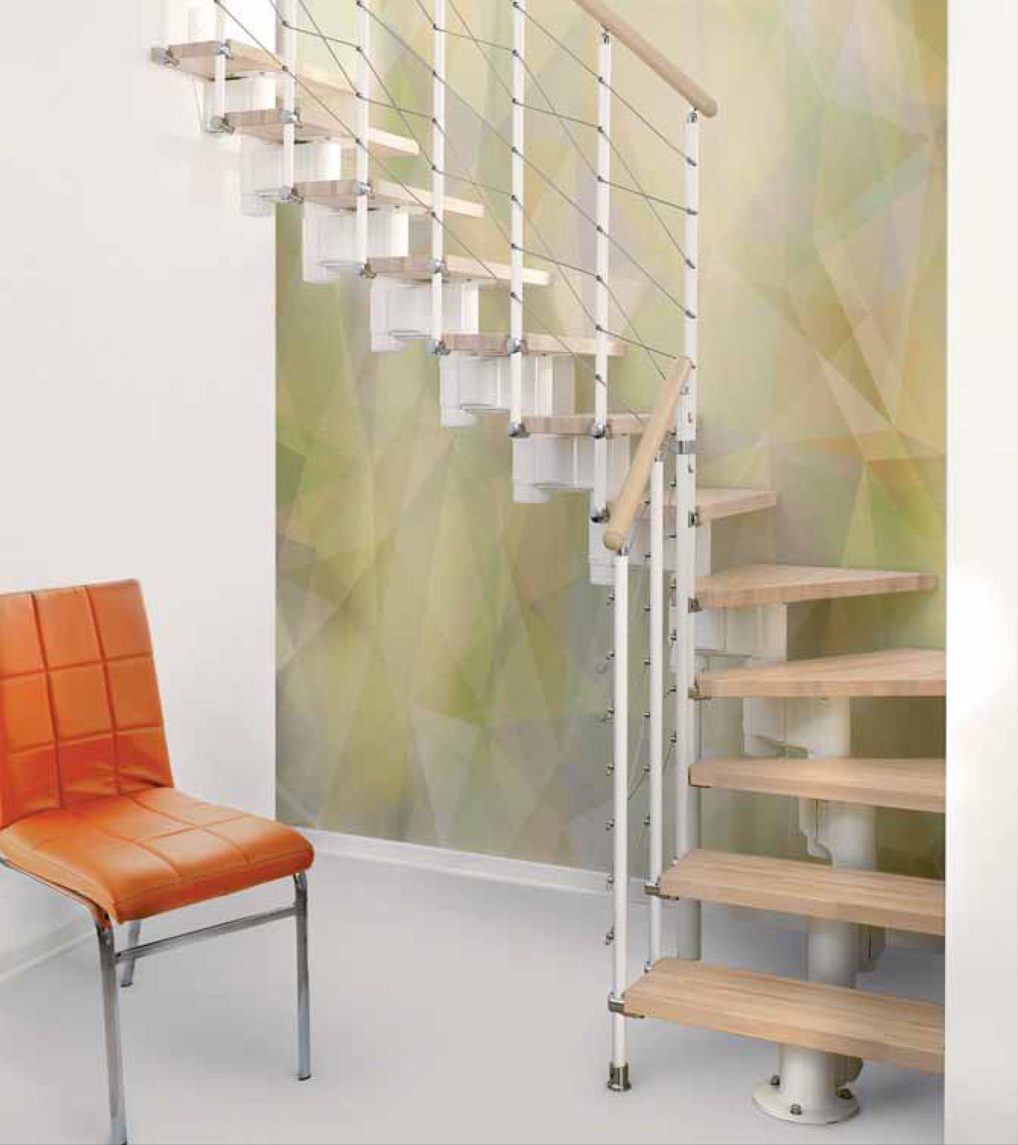Produzione vendita e posa in opera di scale a rampa scale for Scale in legno prezzi