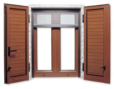 Metal florence produzione vendita e posa in opera di for Prezzi porte finestre in alluminio