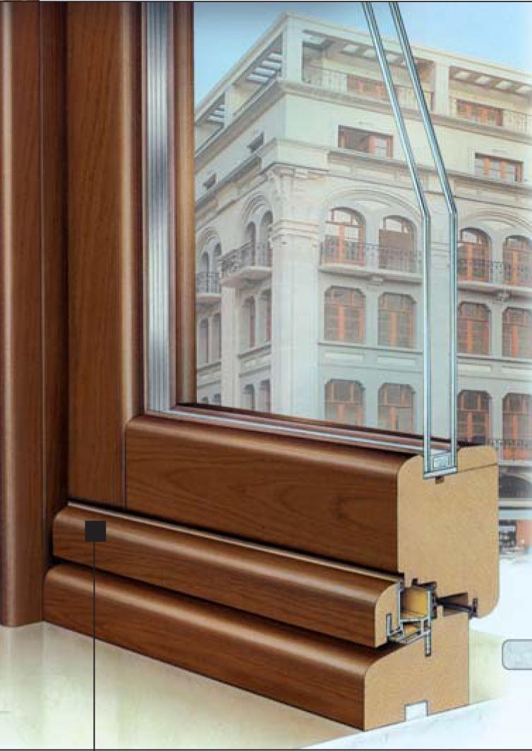 Produzione vendita e istallazione di finestre alluminio for Serramenti esterni