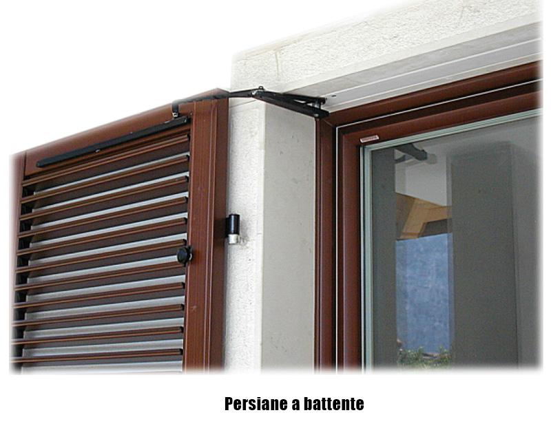 Produzione vendita e posa in opera di persiane alluminio - Finestre scorrevoli elettriche ...