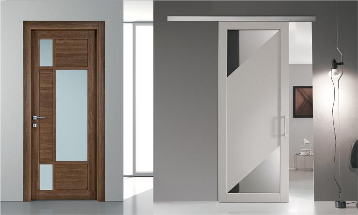 Produzione vendita e istallazione di porte da interni - Porte da interno ...